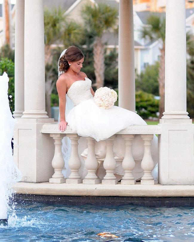 Post image for Amanda & Stephen {North Beach Plantation}