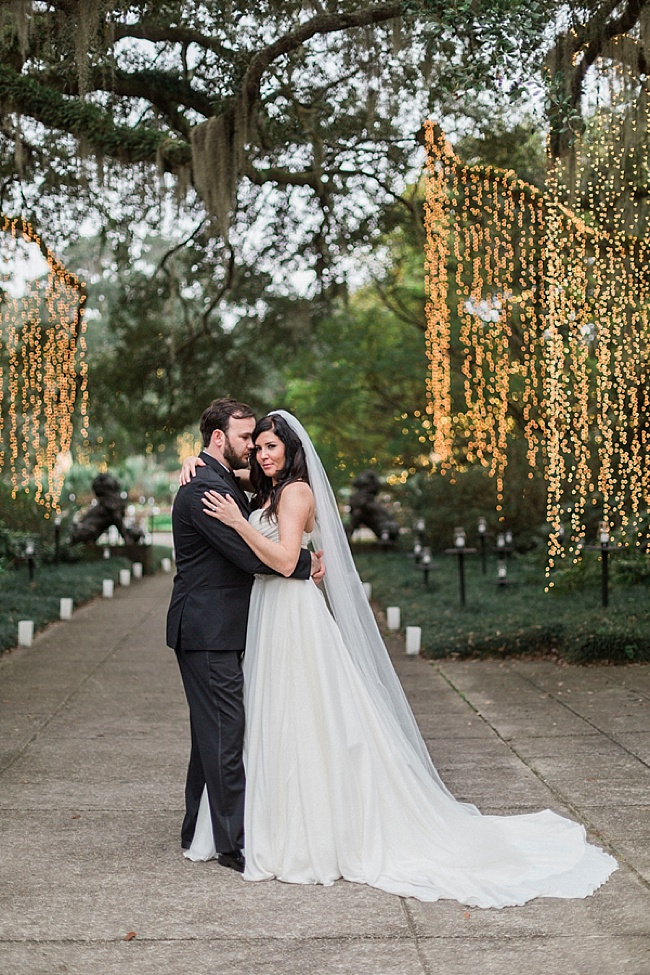 Post image for Emily & Adam {Brookgreen Gardens}