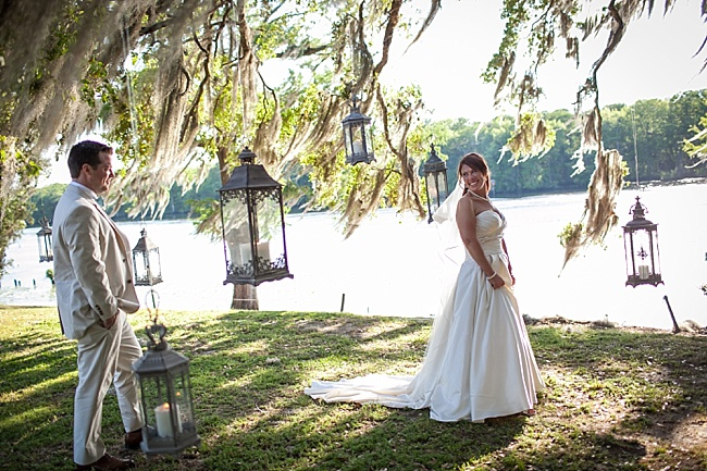 Post image for Kerry & Harrison {Wachesaw Plantation}