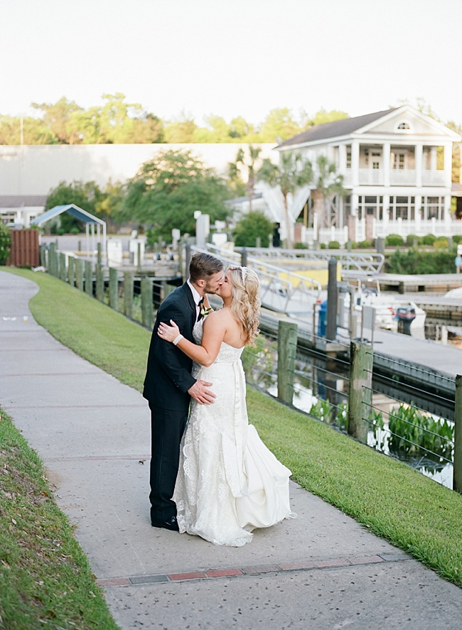 Post image for Anne Marie & Josh {Reserve Harbor Yacht Club}
