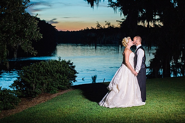 Post image for Theresa & Mike {Wachesaw Plantation}