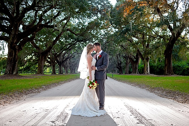 Post image for Cristin & Jamie {Boone Hall Plantation}