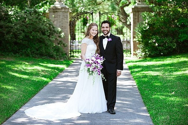 Post image for Laura & Alan {Brookgreen Gardens}