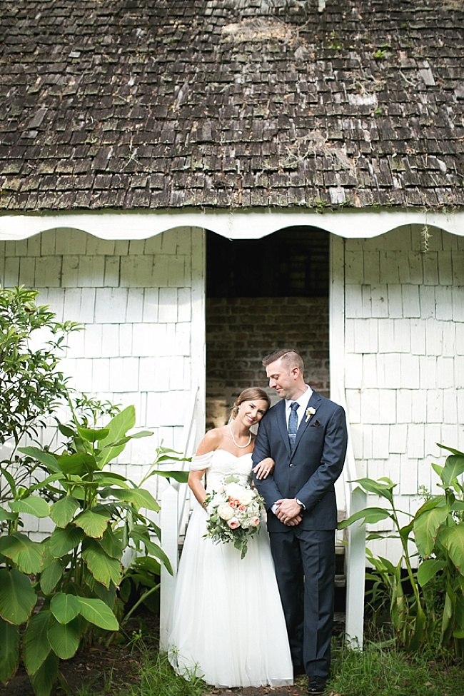 Post image for Shannon & Dan {Hopsewee Plantation}