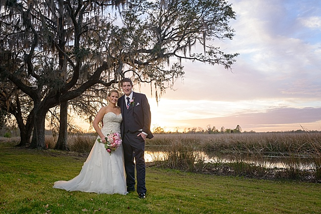 Post image for Sara & Christian {Litchfield Plantation}