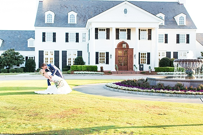 Post image for Hannah & Gregory {Pine Lakes Country Club}
