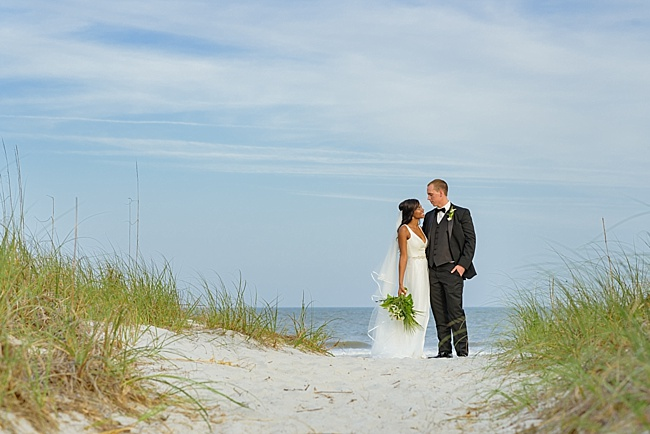 Post image for Jamesha & Kelly {Huntington Beach State Park}