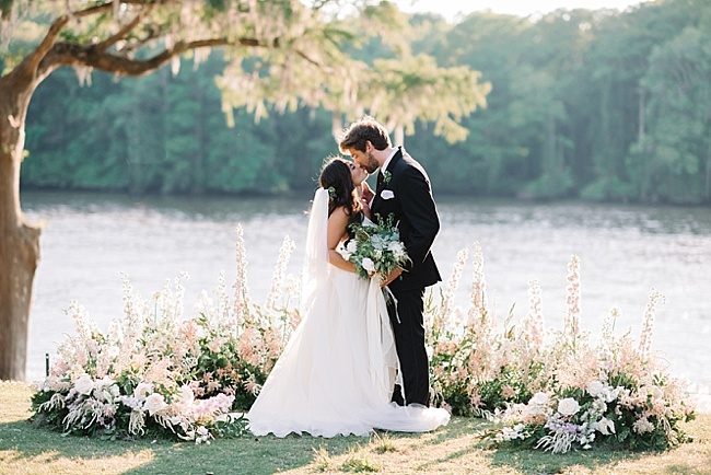 Post image for Stephanie & Jason {Wachesaw Plantation}