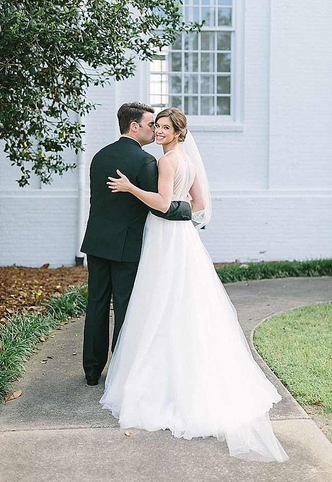 Post image for Caroline & James {First Presbyterian Church}