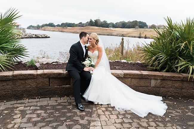 Post image for Alex & Tyler {Marina Inn at Grande Dunes}