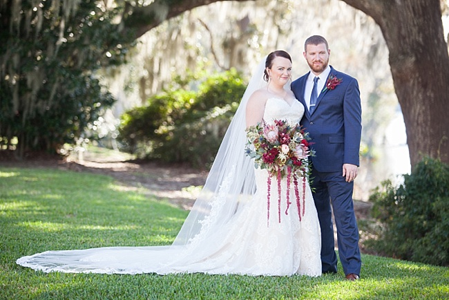 Post image for Heather & Ricky {Wachesaw Plantation}