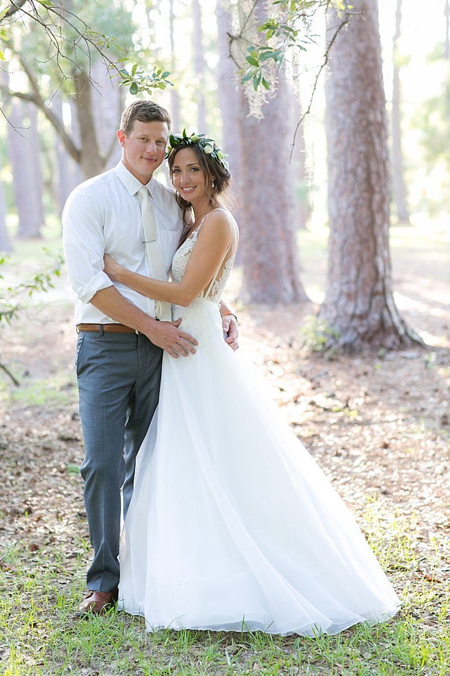 Post image for Caroline & Austin {Brookgreen Gardens}