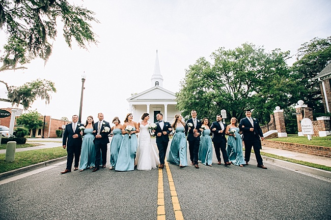 Post image for Katy & Kurt {Kingston Presbyterian Church}
