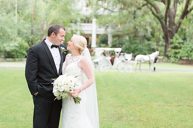 Post image for Ashleigh & Chris {Wachesaw Plantation}